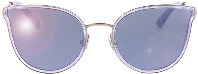 Picture of glasses model Fossil FOS 2087/S B6E 55-21 in angle 0