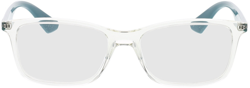 Picture of glasses model Ray-Ban RX7047 5994 54-17 in angle 0