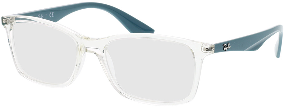 Picture of glasses model Ray-Ban RX7047 5994 54-17 in angle 330