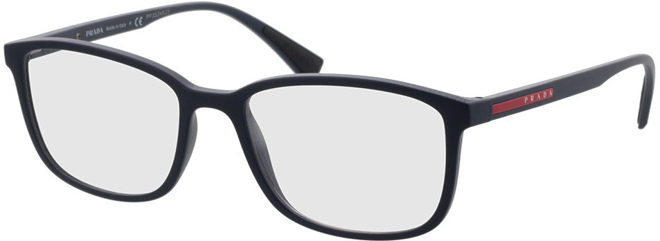 Picture of glasses model Prada Linea Rossa PS 04IV TFY1O1 55-18 in angle 330