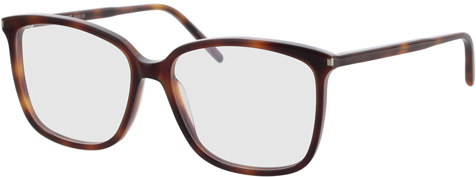 Picture of glasses model Saint Laurent SL 453-003 56-15 in angle 330