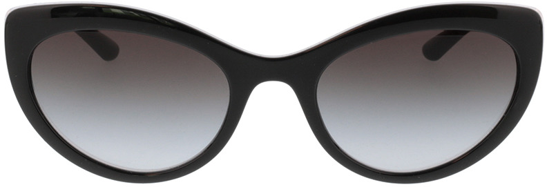 Picture of glasses model Dolce&Gabbana DG6124 501/8G 53-21 in angle 0