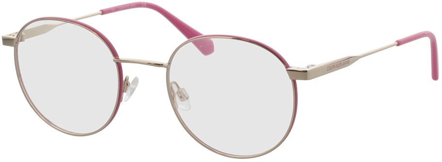 Picture of glasses model Calvin Klein Jeans CKJ21215 719 49-20 in angle 330