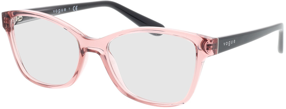 Picture of glasses model Vogue VO2998 2599 52-16 in angle 330