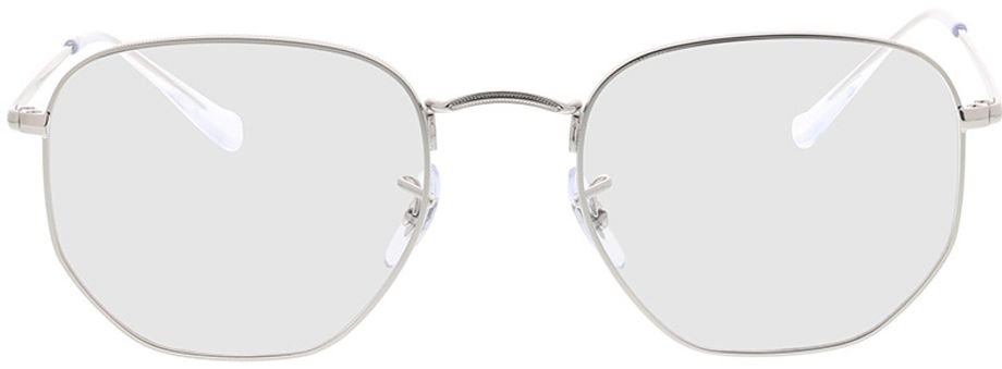 Picture of glasses model Ray-Ban Hexagonal RX6448 2501 54-21 in angle 0