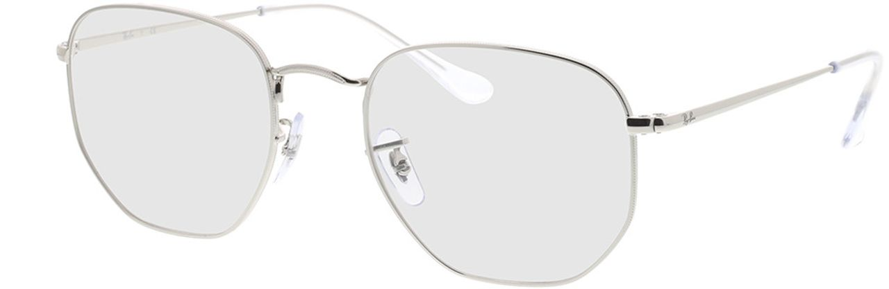 Picture of glasses model Ray-Ban Hexagonal RX6448 2501 54-21 in angle 330