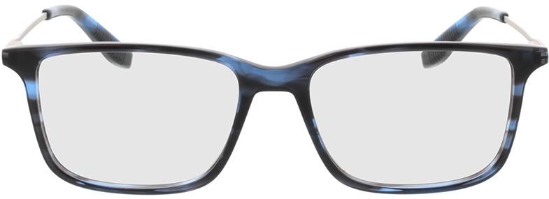 Picture of glasses model Bonum-blau horn in angle 0