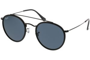 Ray-Ban Round Double Bridge RB3647N 002/R5 51-22