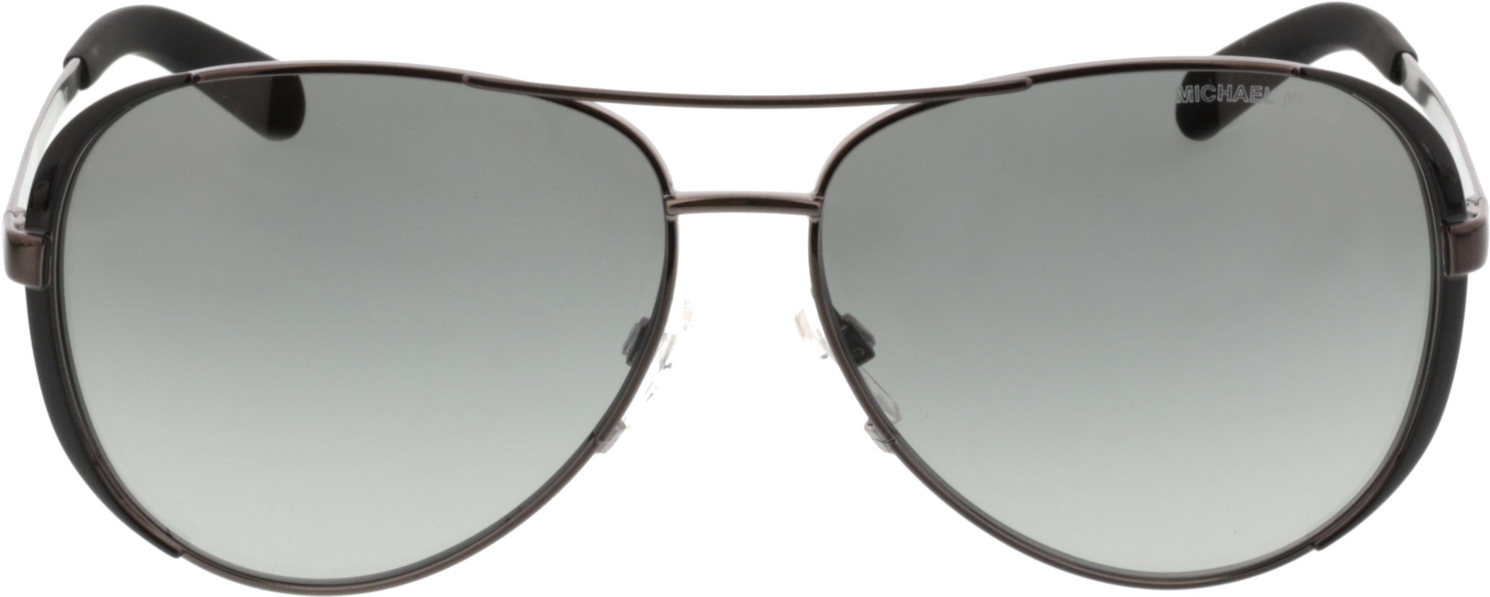 Picture of glasses model Michael Kors Chelsea MK5004 101311 59-13 in angle 0