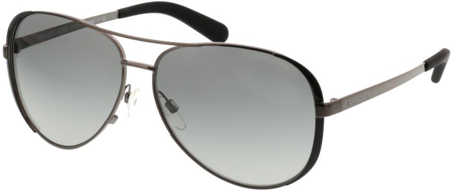 Picture of glasses model Michael Kors Chelsea MK5004 101311 59-13 in angle 330