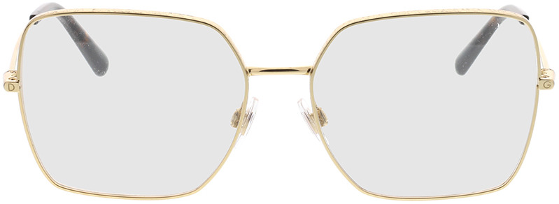 Picture of glasses model Dolce&Gabbana DG1323 02 57-16 in angle 0