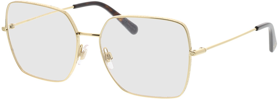 Picture of glasses model Dolce&Gabbana DG1323 02 57-16 in angle 330