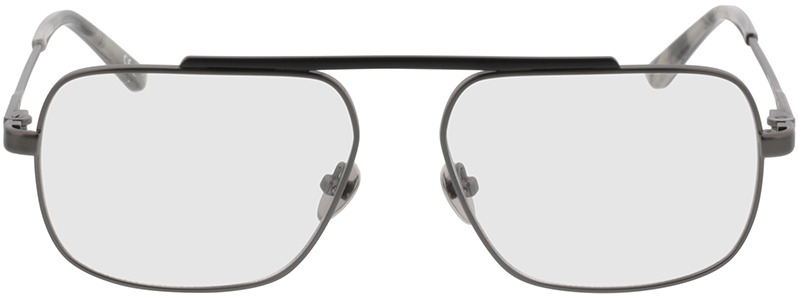 Picture of glasses model Calvin Klein CK38078 008 55-15 in angle 0