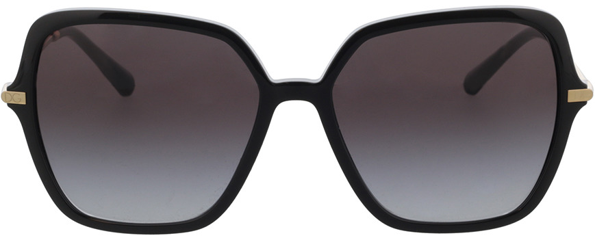 Picture of glasses model Dolce&Gabbana DG6157 501/8G 57-16 in angle 0