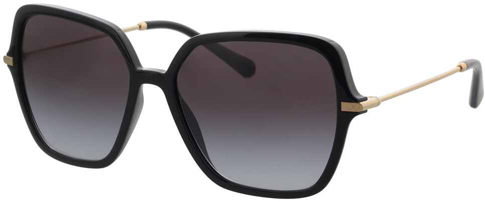 Picture of glasses model Dolce&Gabbana DG6157 501/8G 57-16 in angle 330