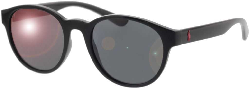 Picture of glasses model Polo Ralph Lauren PH4176 552387 51-19 in angle 330