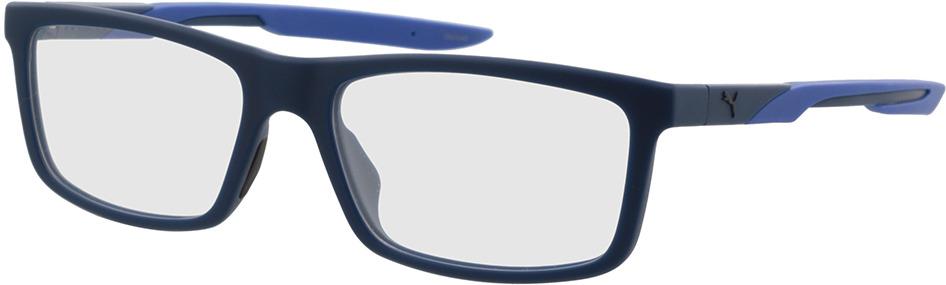 Picture of glasses model Puma PU0343O-003 56-17 in angle 330