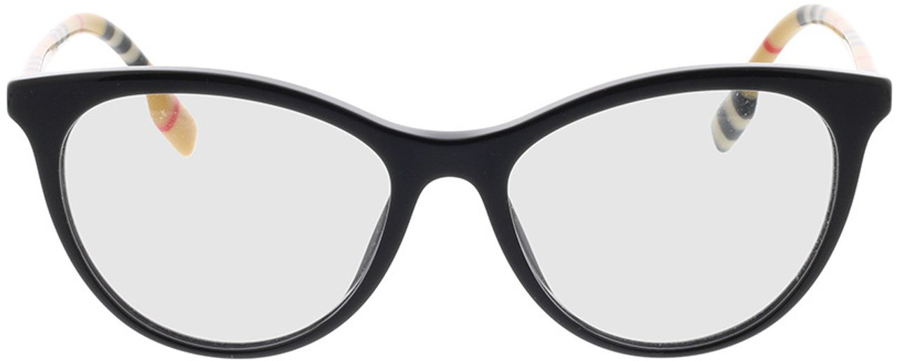 Picture of glasses model Burberry BE2325 3853 51-16 in angle 0