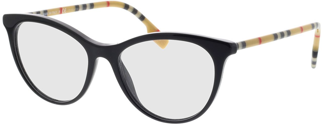 Picture of glasses model Burberry BE2325 3853 51-16 in angle 330