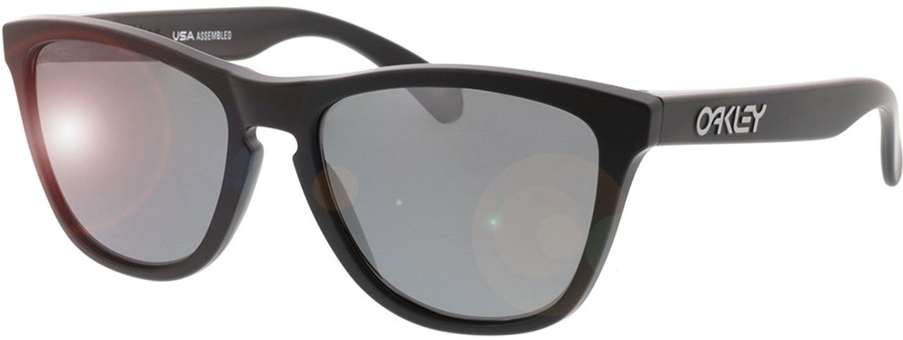Picture of glasses model Oakley Frogskins OO9013 F7 55-17  in angle 330