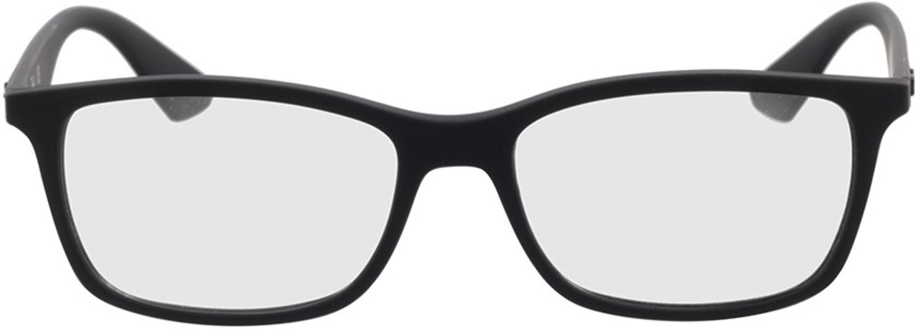 Picture of glasses model Ray-Ban RX7047 5196 56-17 in angle 0