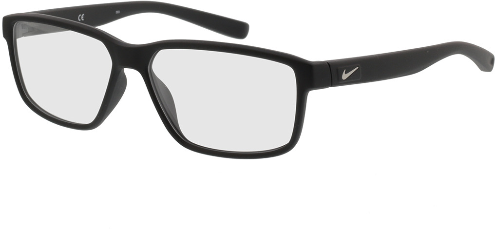 Picture of glasses model Nike NIKE 7092 011 57-14 in angle 330