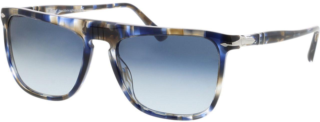 Picture of glasses model Persol PO3225S 112632 56-18 in angle 330