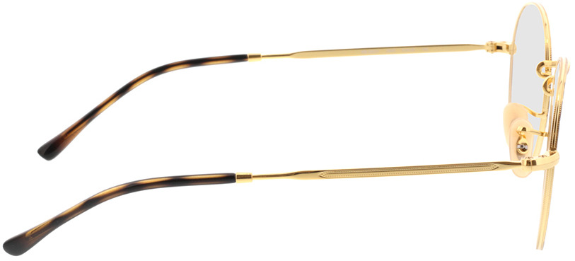 Picture of glasses model Ray-Ban RX3582V 2945 51-20 in angle 90