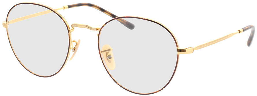 Picture of glasses model Ray-Ban RX3582V 2945 51-20 in angle 330
