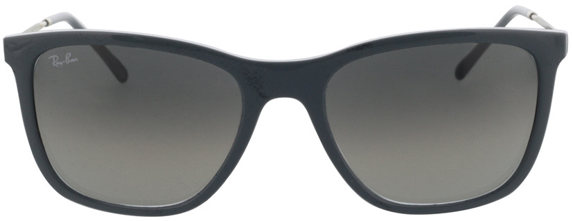 Picture of glasses model Ray-Ban RB4344 653671 56-19 in angle 0
