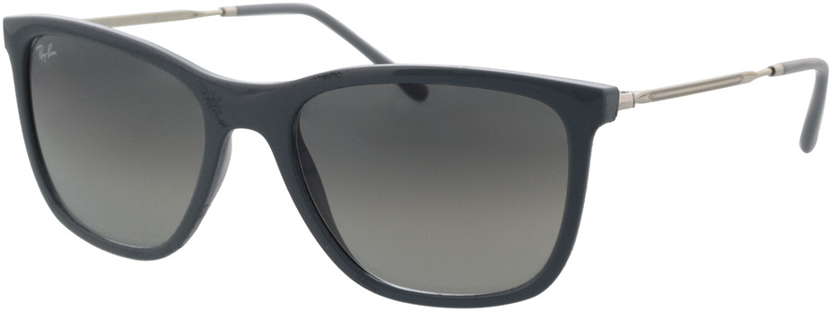 Picture of glasses model Ray-Ban RB4344 653671 56-19 in angle 330