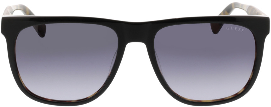 Picture of glasses model Guess GU6913 05B 56-17 in angle 0