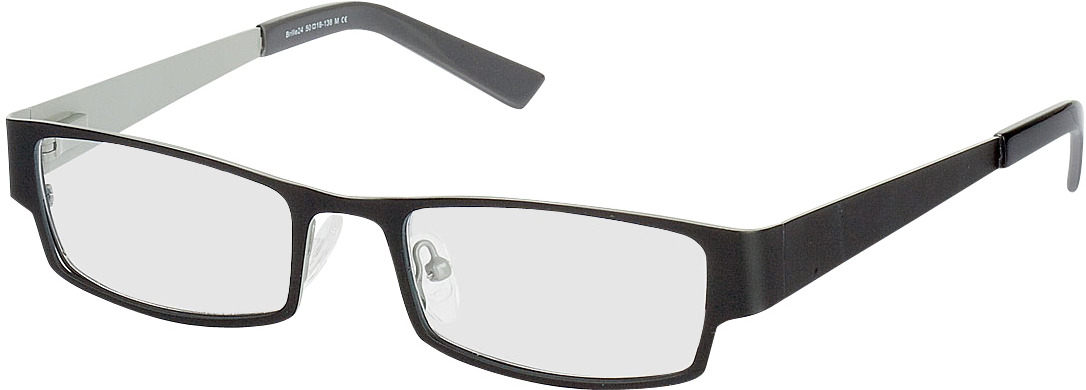 Picture of glasses model Mindelo-schwarz/grau in angle 330