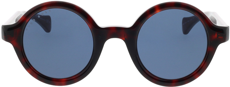 Picture of glasses model Boss BOSS 1097/S 086 45-26 in angle 0