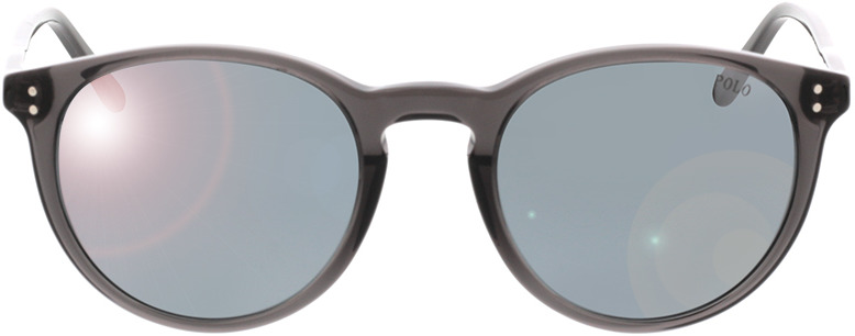 Picture of glasses model Polo Ralph Lauren PH4110 55366G 50-21 in angle 0