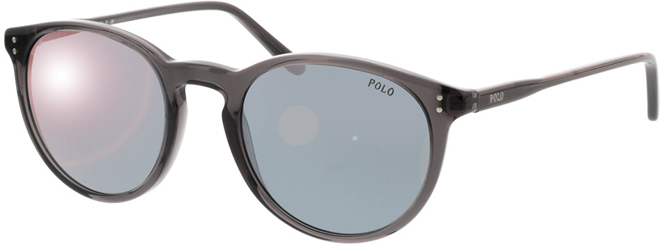 Picture of glasses model Polo Ralph Lauren PH4110 55366G 50-21 in angle 330