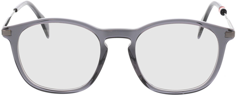 Picture of glasses model Tommy Hilfiger TH 1584 KB7 48-19 in angle 0