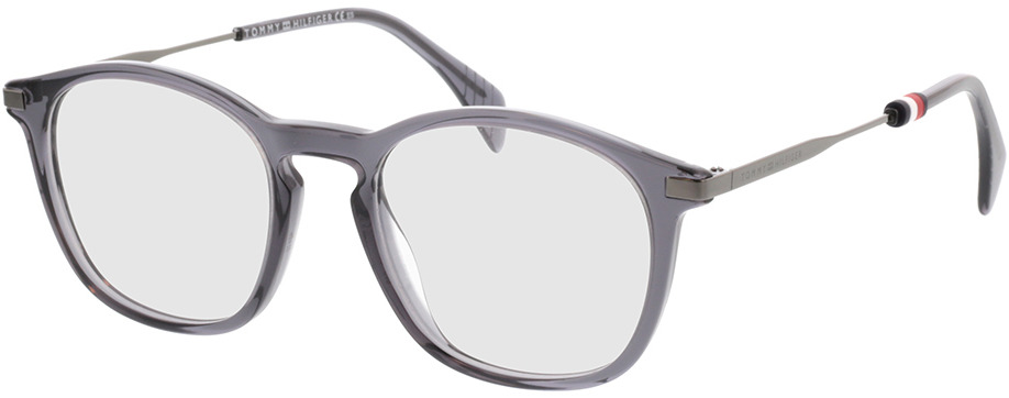 Picture of glasses model Tommy Hilfiger TH 1584 KB7 48-19 in angle 330