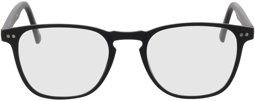 Picture of glasses model Foster-schwarz in angle 0