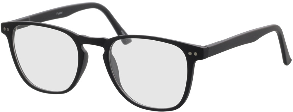 Picture of glasses model Foster-schwarz in angle 330