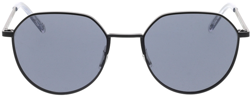 Picture of glasses model TAKE A SHOT Ike: Black 51-19 in angle 0