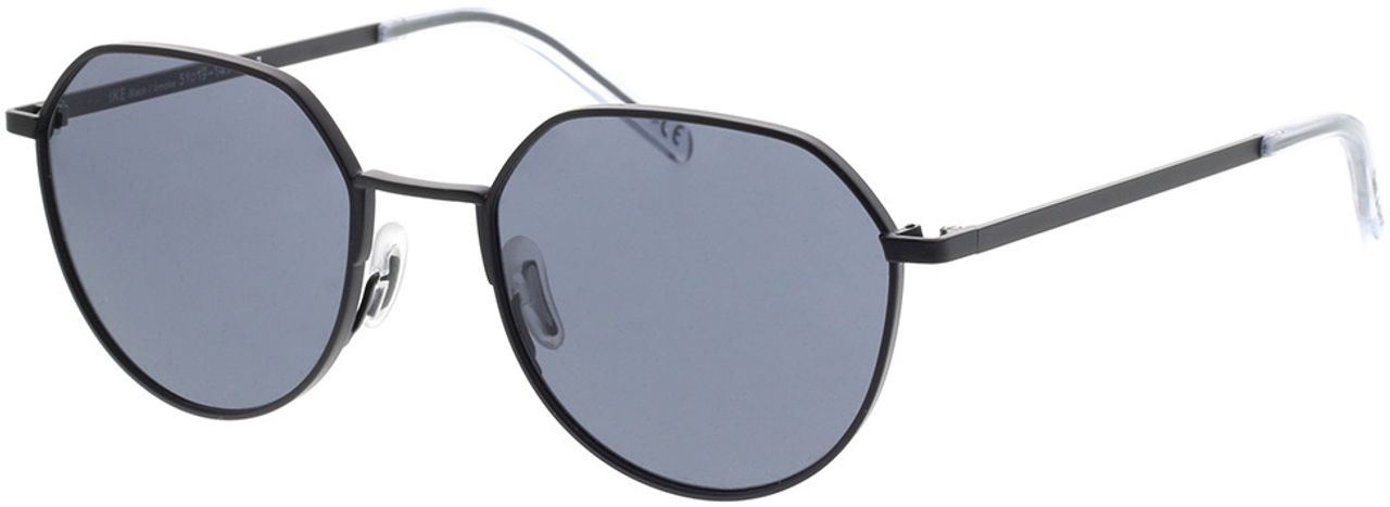 Picture of glasses model TAKE A SHOT Ike: Black 51-19 in angle 330