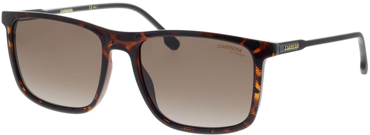 Picture of glasses model Carrera CARRERA 231/S 086 55-18 in angle 330
