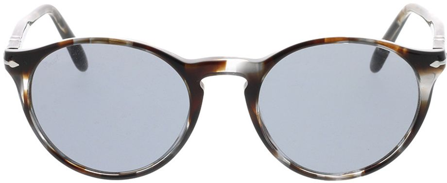 Picture of glasses model Persol PO3092SM 1124R5 50-19 in angle 0