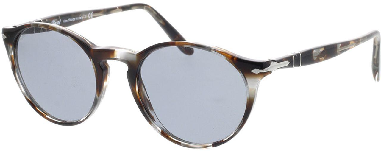 Picture of glasses model Persol PO3092SM 1124R5 50-19 in angle 330