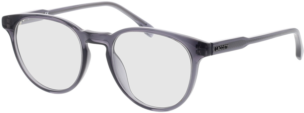 Picture of glasses model Lacoste L2838 035 49-19 in angle 330