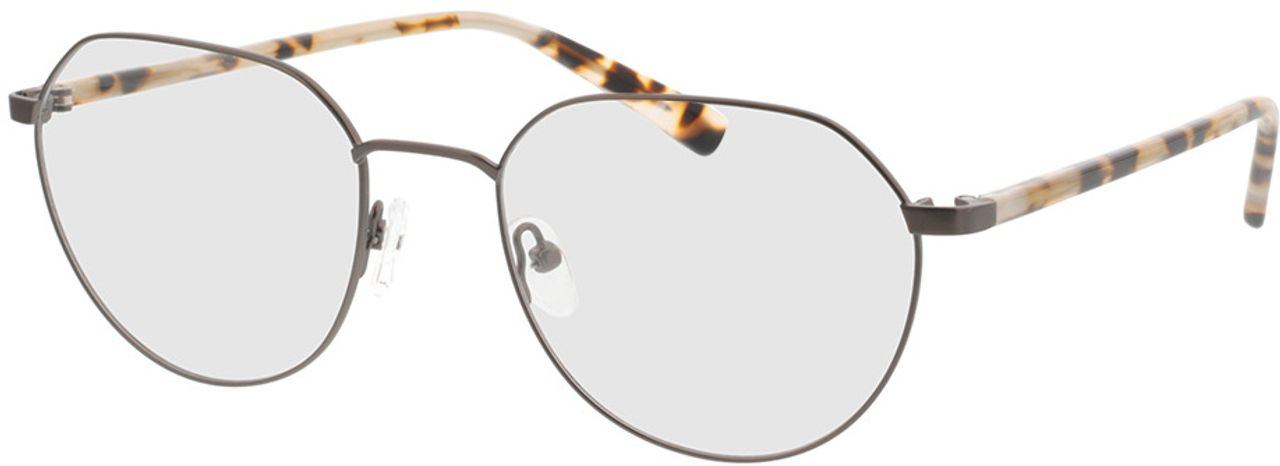 Picture of glasses model Eos-anthrazit/weiss havana in angle 330
