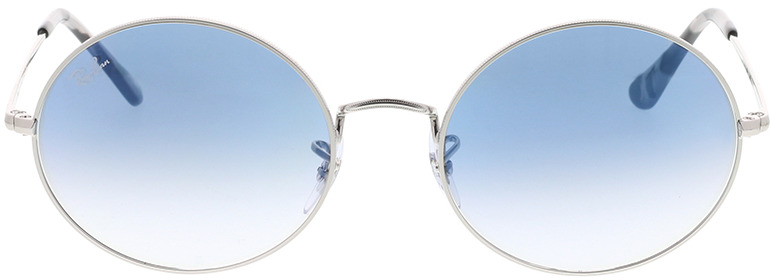 Picture of glasses model Ray-Ban RB1970 91493F 54-19 in angle 0