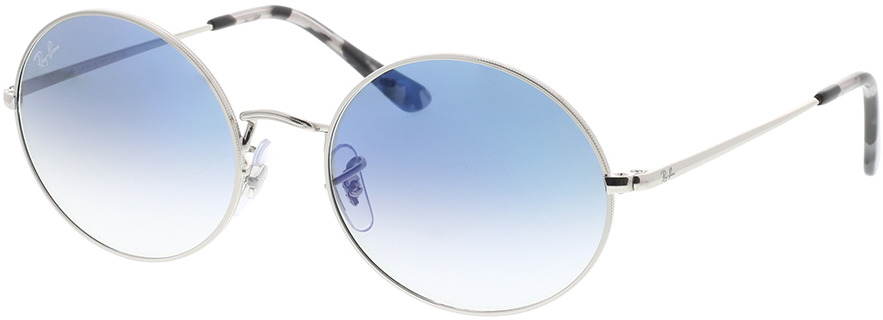 Picture of glasses model Ray-Ban RB1970 91493F 54-19 in angle 330