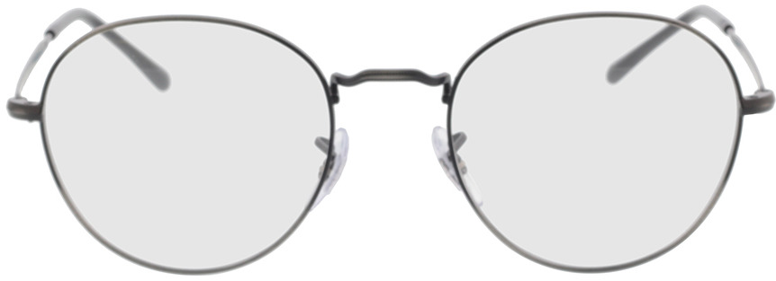 Picture of glasses model Ray-Ban RX3582V 3118 51-20 in angle 0